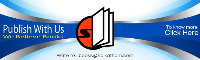 Publish with Saikatham Books